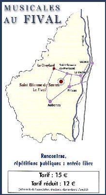 Se rendre à St-Etienne du Serre