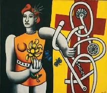 Fernand Léger, La Grande Julie