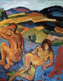 Pierre Ambrogiani (1907-1985), Le Rêve. © DR