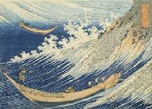 Paris, Musée Guimet, Hosukaï, maître de l'estampe, a réalisé des milliers de peintures, de dessins, d'estampes, de livres illustrés et de manuels didactiques destinés aux peintres ou aux artisans. Jusqu'au 4 août