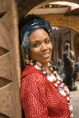 MARDI 05 AOUT. Marciac, Gers, Jazz in Marciac, Omar Sosa 'Afreecanos'/Dee Dee Bridgewater 'Red Earth, A Malian Journey'.