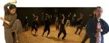 Paris, danse, stage : Stage de Danse Butô et Massage Shiatsu. 18-30 août.