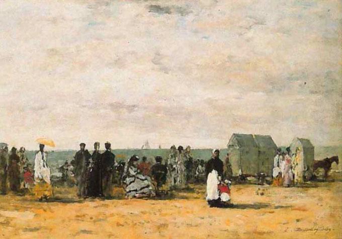 Exposition Courbet et l'Impressionnisme du 9 juillet au 17 octobre 2016 au musée Courbet à Ornans