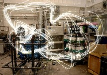 Issy-les-Moulineaux, Le Cube, centre de création numérique : exposition Out of the light, by Semiconductor. 5/10 au 17/01/09