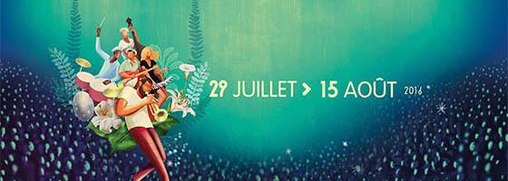Le quatuor Debussy au festival ... Jazz in Marciac ! le 30 juillet 2016