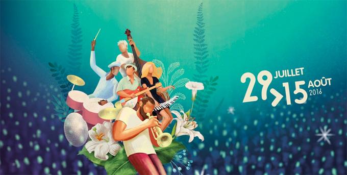Jazz in Marciac... Le programme 2016