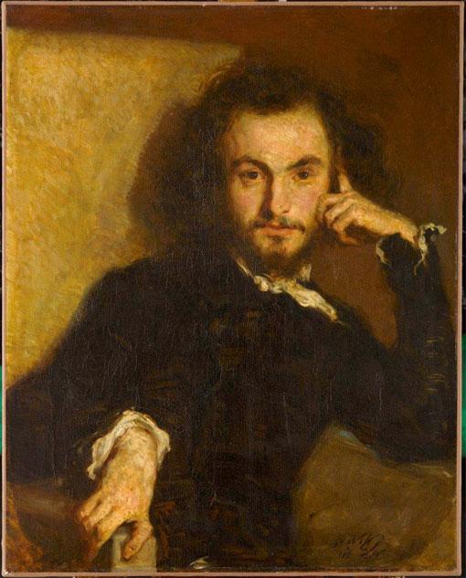 Exposition L'oeil de Baudelaire, musée de la Vie romantique du 20 septembre 2016 au 29 janvier 2017