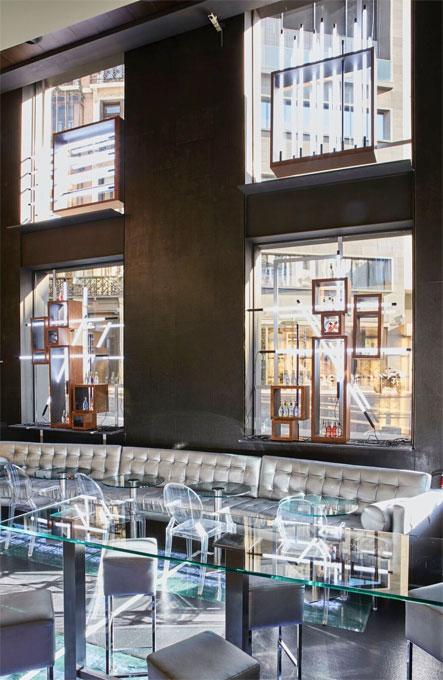 Madrid : l'hôtel Urban fait partager sa passion pour l'art avec une réalisation artistique de Cristina Flores sur sa façade