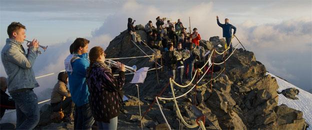 Le Verbier Festival Orchestra auditionne pour l'édition 2017