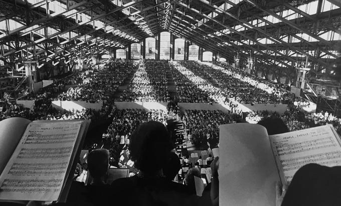 Concert inaugural du Festival Berlioz (Halle Tony Garnier). Et si la musique savante était populaire ? © DR