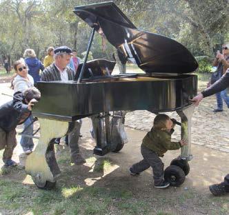 Le Piano des minots