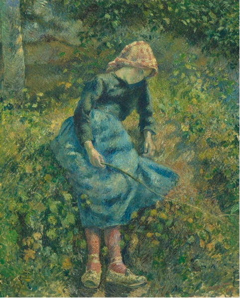 """Camille Pissarro """"Le premier des impressionnistes"""" au Musée Marmottan Monet, Paris, du 23 février au 2 juillet 2017"""