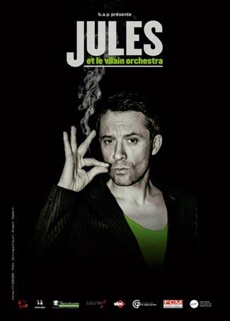Jules et le vilain orchestra au train th tre portes l s valence le samedi 3 d cembre 2016 - Programme train theatre portes les valence ...