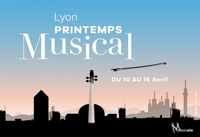 Lyon Printemps Musical 2017 - La programmation en avant-première