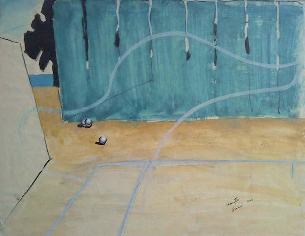 Stanley William Hayter, ou la métamorphose des lignes, exposition au Centre d'art la Malmaison, Cannes, du 10 décembre 2016 au 30 avril 2017