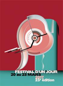 Festival Le Festival d'un jour, du 20 au 25 mars 2017 dans 9 communes de la Drôme et de l'Ardèche