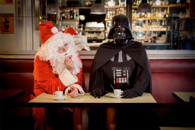 Un Noël pop et décalé à Bercy Village