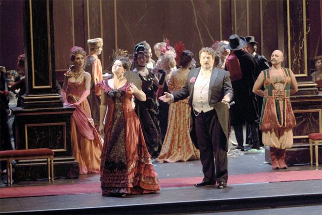 L'opérette fait la fête à l'Opéra de Marseille