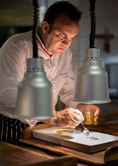 Emmanuel Renaut, 3 macarons au Michelin