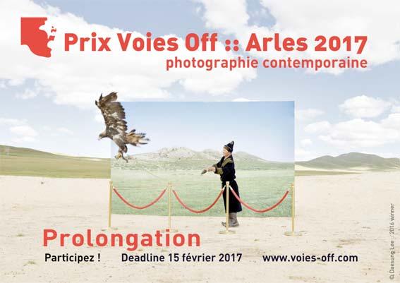 Prix Voies Off 2017 : Prolongation de l'appel à candidature