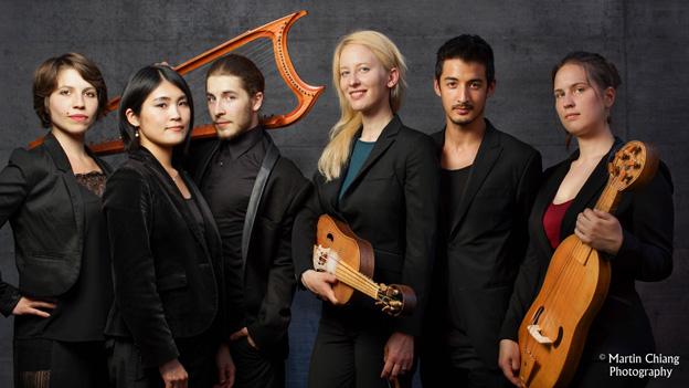 Sollazzo Ensemble, Rêves et visions, du Moyen-âge à la Renaissance dans le cadre de Quartier d'hiver de février, le12 février à Labeaume, Ardèche