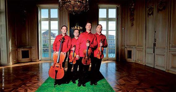 Quatuor Debussy © DR