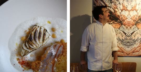 Le Chef Guillaume Monjuré décroche sa première étoile pour le Palégrié, son restaurant dans le Vercors