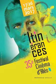 La 35e édition du Festival Cinéma d'Alès, Itinérances, lancée au Pont du Gard le samedi 11 mars 2017 à 18H00