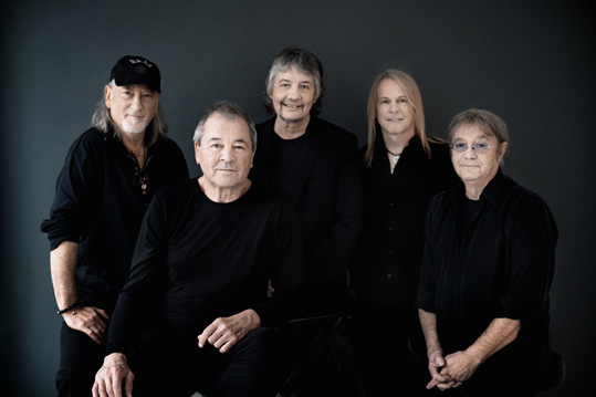 Deep Purple © Jim Rakete