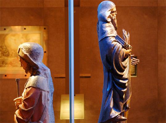 La saison 2017 du musée de Saint-Antoine-l'Abbaye débute le 6 mars