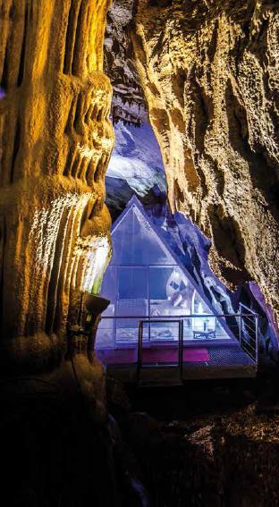 La grotte de la Cocalière (Gard) célèbre cette année ses 50 ans - 50 milles lieux sous la terre !