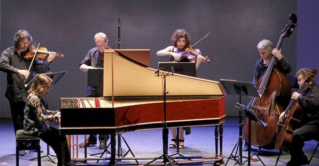 Café Zimmermann, Sonates baroques avec Céline Frisch et Pablo Valetti, La Garance, Cavaillon, du 23 au 29 mars 2017