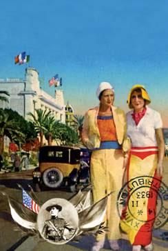 Exposition « 1917 : Nice l'Américaine », Palais de Marbre à Nice, du 1er mars au 28 septembre 2017
