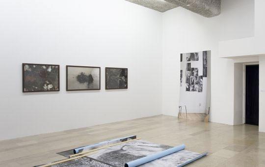 Soleil Noir, Thibault Brunet, La Halle, Pont-en-Royans, exposition du 11 avril au 27 mai 2017
