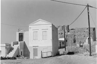 Ile de Symi, Grèce 1989 ©Bernard Plossu