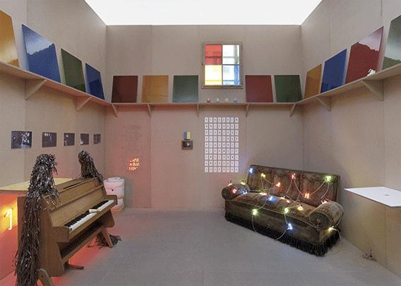 MAMCO Genève, Réouverture du 4e étage : Une collection d'espaces. Le 11 avril 2017 de 18 à 21h