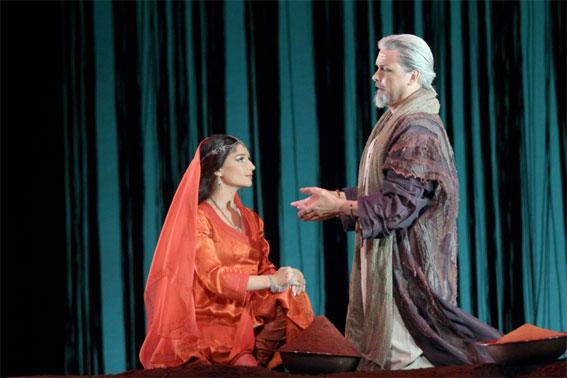 Lakmé de Léo Delibes à l'Opéra de Marseille, par Christian Colombeau