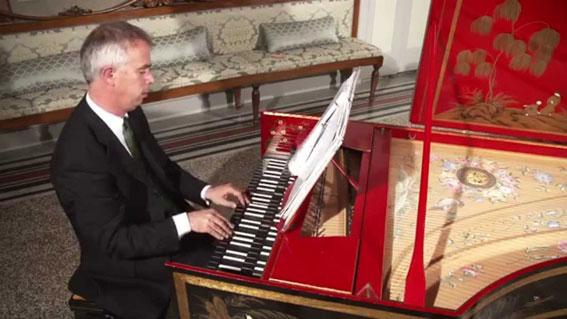 Pierre Hantaï en concert le 28 juillet à l'Arsenal