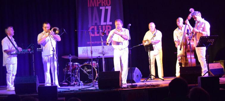 Impro Jazz Club  -  Festival de jazz de Suze-la-Rousse (Drôme) du 16 juin au 10 septembre 2017