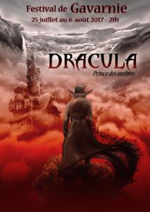 Dracula, prince des ombres au Festival de Gavarnie du 25 juillet au 6 août 2017