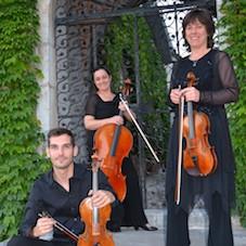 Musée de l'ours des cavernes, Entremont-le-Vieux : concert Trio à cordes « Opus 73 », mercredi 12 juillet 2017 à 18h