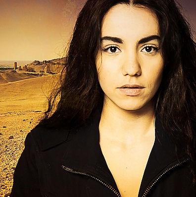 Avignon Off. Mon Ange avec Lina El Arabi, adaptation de Angel de Henry Naylor, Théâtre du Chêne Noir du 7 au 30 juillet à 14h30