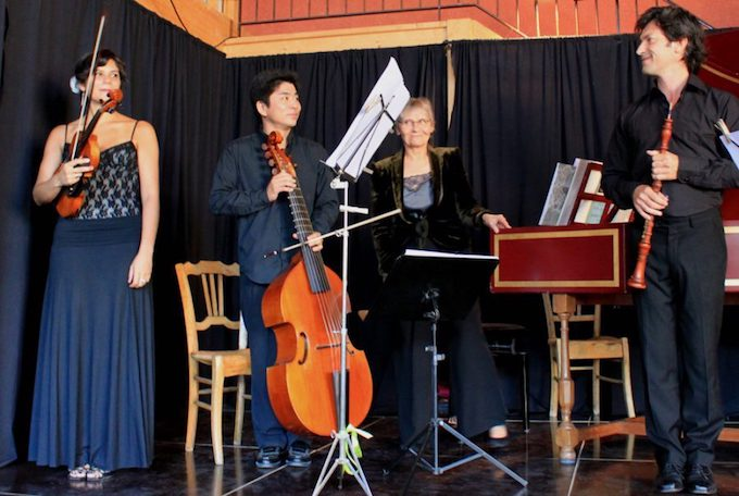 Ensemble baroque Les Sybarites