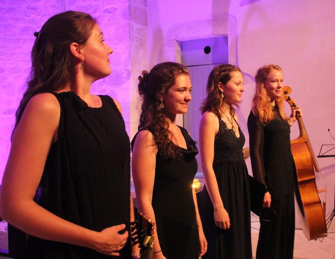 Les Kapsber'Girls © P. Aimar