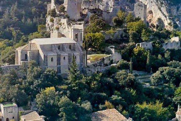 Collégiale Notre-Dame Dalidon, Oppède-le-Vieux ©DR