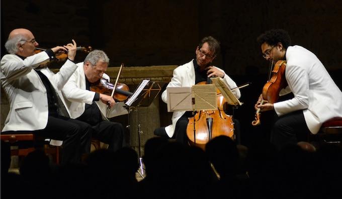 Tournée d'adieu pour le Fine Arts Quartet © DR