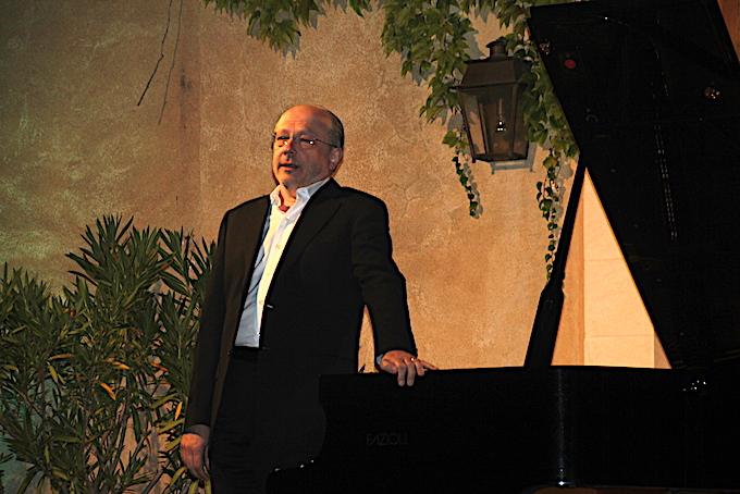 """Marc-André Hamelin, """"un doigté aérien comme celui que nécessitent Mozart… et le pianoforte"""" © P.A."""