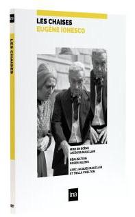 « Films de Théâtre », la nouvelle collection éditée par l'Ina pour faire revivre les plus grands moments de la scène française à la télévision