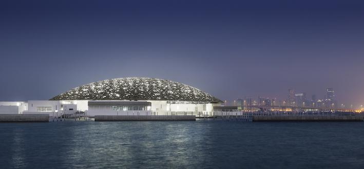 Louvre Abu Dhabi © Mohamed Somji