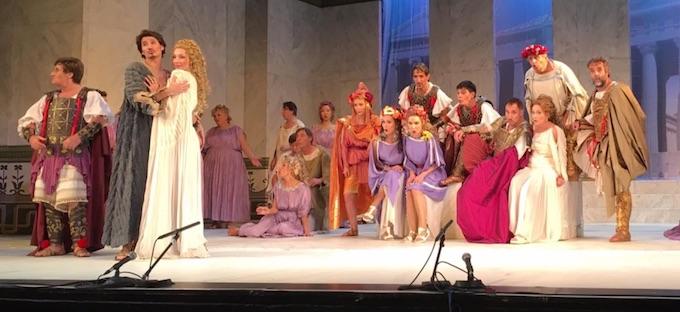 Offenbach ouvre le 16e Festival d'Opérette de la Ville de Nice